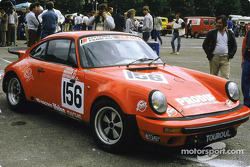 #156 Raymond Touroul Porsche 911 Sc: Raymond touroul, Thierry Perrier, Philippe Dermagne
