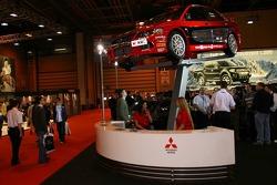Mitsubishi Motors Stand