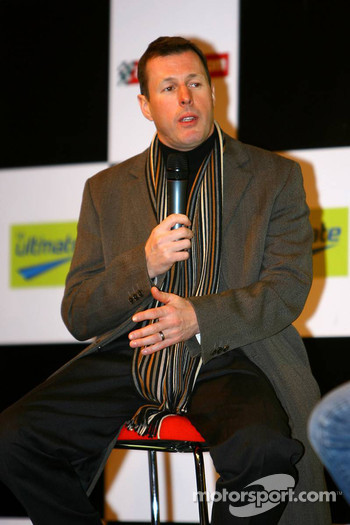 Colin McRae, Ex-World Rally Champion