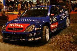 Citroen Xsara WRC car