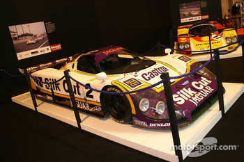 Jaguar XJR, Le Mans car