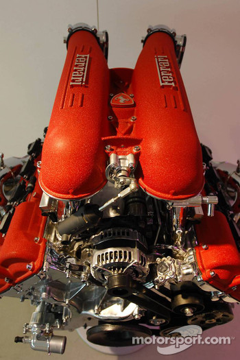 Ferrari engine