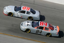 Mike Wallace and A.J. Allmendinger
