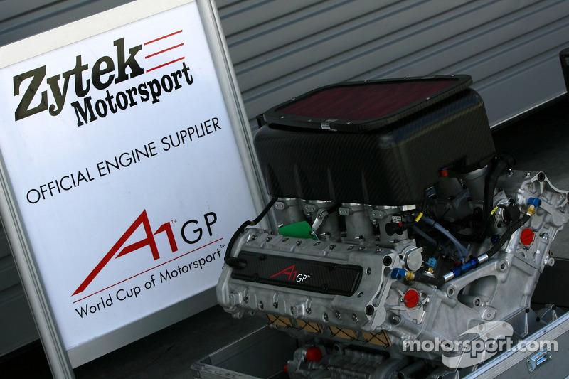 Zytek A1 GP Engine