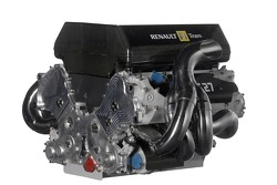The Renault RS27 engine