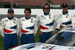 #81 Synergy Racing Porsche GT3 Cup: Steve Johnson, Patrick Huisman, Richard Westbrook, Richard Lietz
