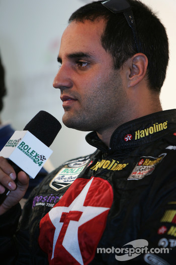 Post-race press conference: Juan Pablo Montoya
