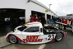 #23 Ruby Tuesday Championship Racing Porsche Crawford