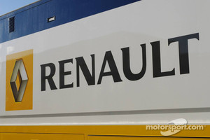 Engine supplier Renault