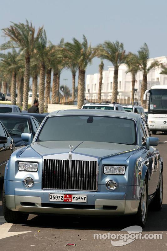 A Rolls-Royce