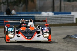 #37 Intersport Racing Lola B05/40 AER: Clint Field, Jon Field, Richard Berry