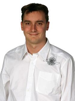 James Key, Technical Director, Spyker Formula One Team