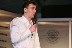 Technical Director James Key