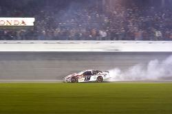 Kasey Kahne after a final lap incident