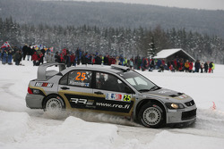 Juho Hanninen and Mikko Markkula