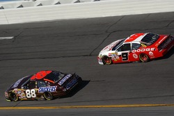 Ricky Rudd and Kasey Kahne
