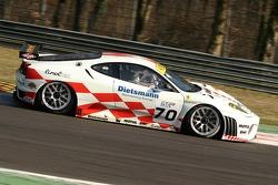 JMB Racing Ferrari 430: Kutemann, Garbagnati, Newey