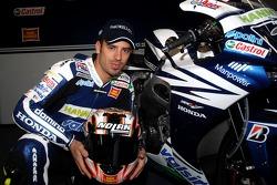 Team Gresini: Marco Melandri