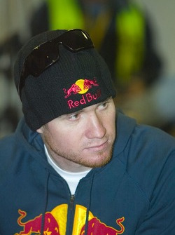 Drivers meeting: Brian Vickers