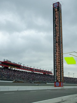 race order on lap 239