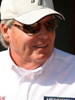 Hendrick Motorsports Mark Martin announcement: Rick Hendrick