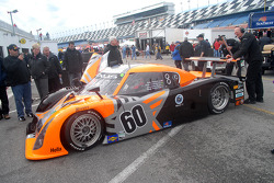 #60 Michael Shank Racing Lexus Riley: Mark Patterson, Oswaldo Negri, Helio Castroneves, Sam Hornish Jr.