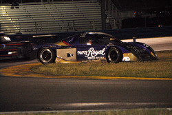 Spin for #39 Cheever Racing Porsche Crawford: Christian Fittipaldi, Eddie Cheever, Emmanuel Collard, Sascha Maassen