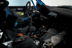 Cockpit of the new Subaru Impreza WRC2007
