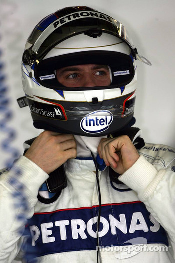 Nick Heidfeld, BMW Sauber F1 Team