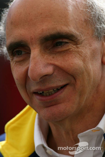 Alain Dassas, Renault F1 Team President