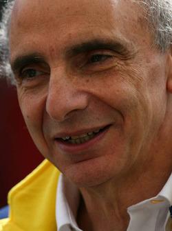 Alain Dassas, Renault F1 Team President