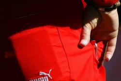 Plasters on Jean Todt, Scuderia Ferrari, Ferrari CEO figners