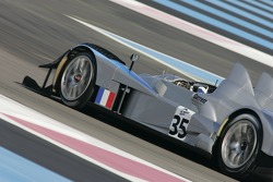 #35 Saulnier Racing Courage LC75 - AER: Jacques Nicolet, Alain Filhol