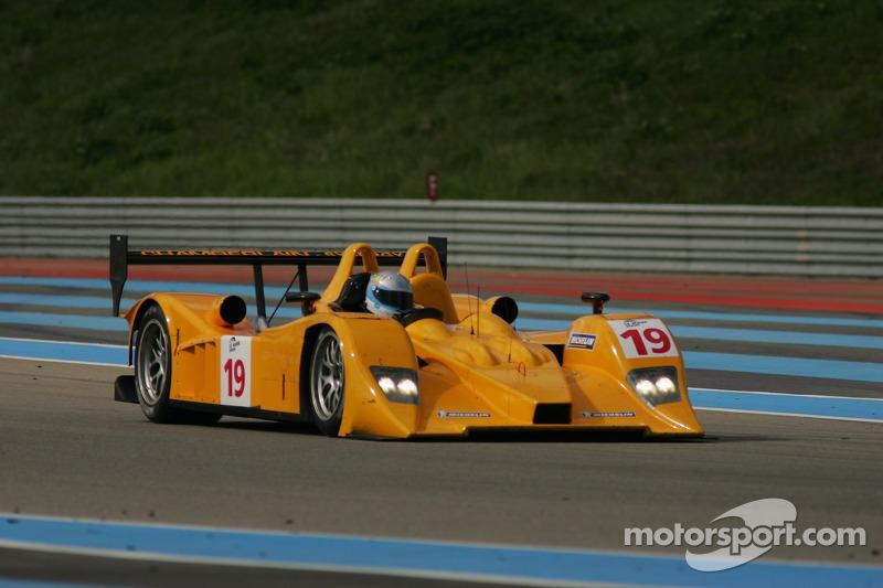 #19 Chamberlain Synergy Motorsport Lola - AER: Gareth Evans, Bob Berridge