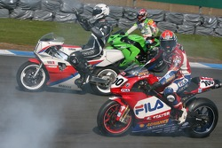 WSBK 20th Anniversary Parade