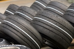 Soft  Bridgestone tyres