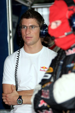 Michael Ammermuller Test Driver, Red Bull Racing