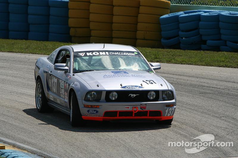 #79 Kinetic Motorsports BMW M3: Bryan Ortiz, Shawn Price