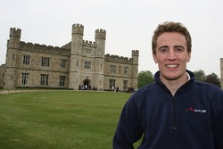 Robbie Kerr, Driver of A1Team Great Britain at Leeds Castle