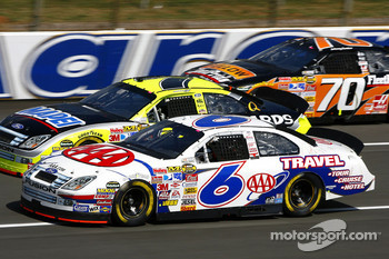 David Ragan and Robby Gordon
