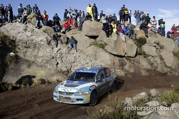 Gabriel Pozzo and Mario Stillo, Mitsubishi Lancer Evolution IX