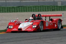 #5 Swiss Spirit Lola B07/10 - Audi: Jean-Denis Deletraz, Marcel Fassler, Iradj Alexander-David