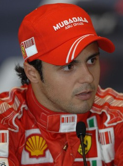 Press conference: race winner Felipe Massa
