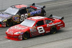 Dale Earnhardt Jr. and Ricky Rudd