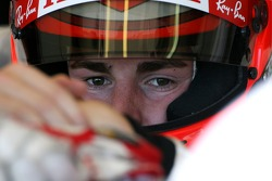 James Rossiter, Test Driver, Super Aguri F1 Team