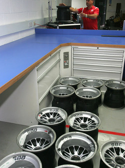Wheel NDT Department