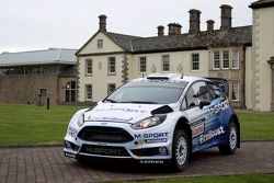 New Ford Fiesta RS WRC