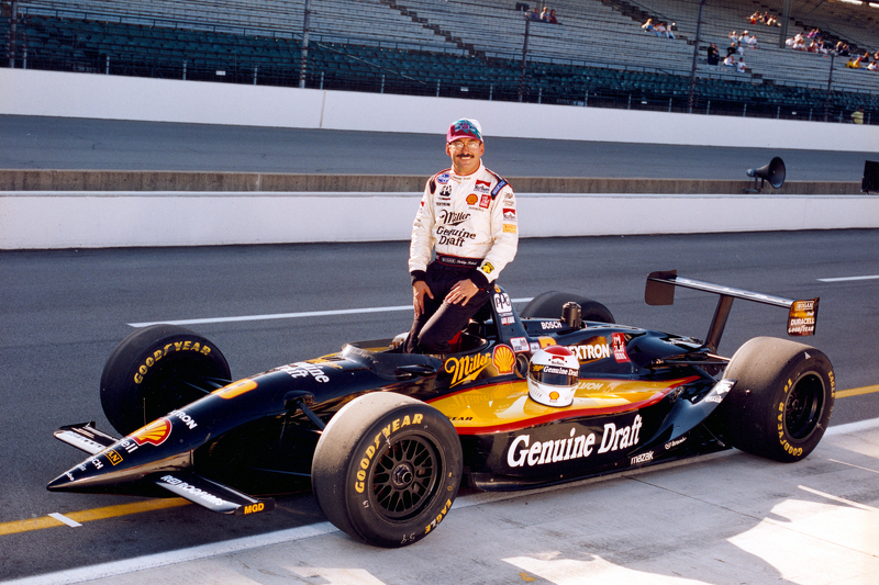 Bobby Rahal Mercedes >> Bobby Rahal at Indy 500