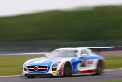 #71 GT Russian Team Mercedes SLS AMG GT3: Alexey Vasilyev, Marko Asmer