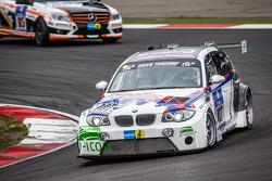 #107 BMW 130i GTR: Patrick Rehs, Konstantin Wolf, Jörg Kurowski, Dietmar Henke